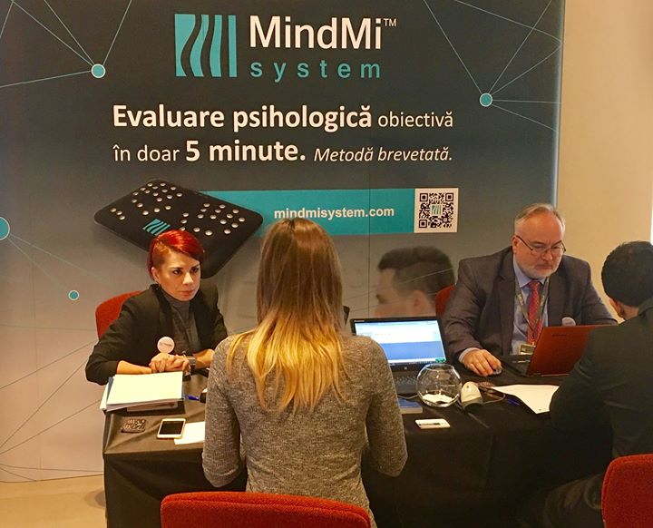 Sistemul MindMi™ a fost prezentat la HR Innovation Conference
